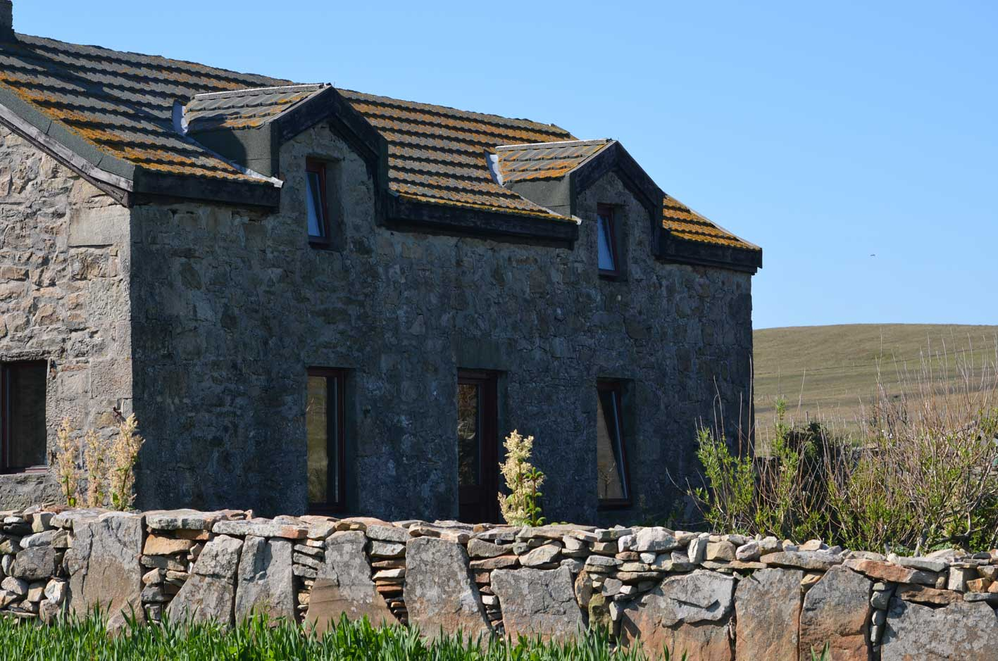 Self Catering Cottage Foula